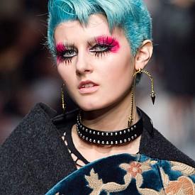 Ярки цветове в косите през 2018
