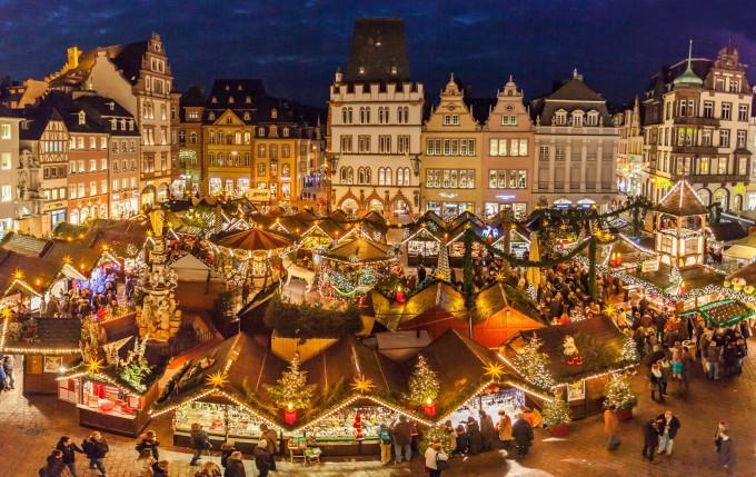Кои са най-красивите Коледни базари в Европа?