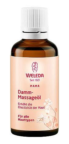 Масажно масло за перинеум (може да се използва от 34 седмица от бременността) Damm-Massageöl на WELEDA, 25.49 лв.