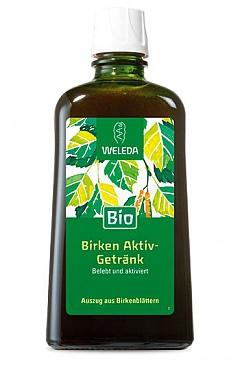 Активен сок с бреза на WELEDA за детоксикация и енергизиране на организма през есента, 26.49 лв.
