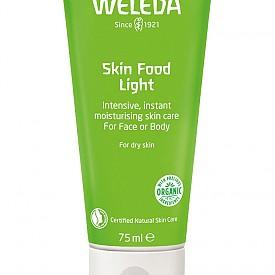 Култовият мултифункционален крем с органични съставки на WELEDA вече се предлага и с лека флуидна текстура, 22.99 лв.