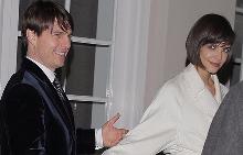 Том Круз и Кейти Холмс възобновиха отношенията си