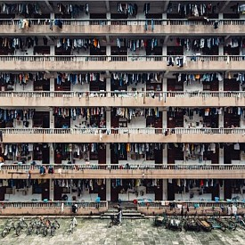 "Второ място, Градове - ""Silenced"", Гуангдонг Ченг, Китай"