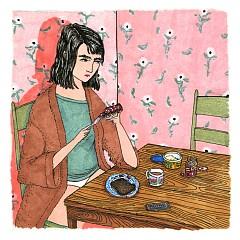 Модерни рисунки за ежедневието на жените