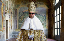 """Джъд Лоу в ролята на """"Младият папа"""" на малкия екран"""