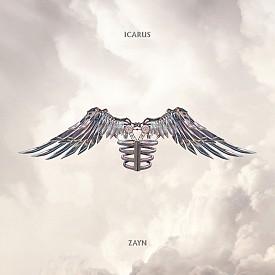 Вторият солов албум на Зейн Icarus Falls съдържа два диска, от които един е посветен на светлината, а другият – на тъмнината.